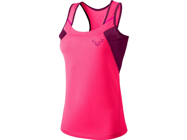Dynafit Vertical 2.0 Tank Women fluo pink